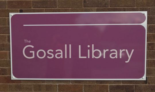 The Gosall Library