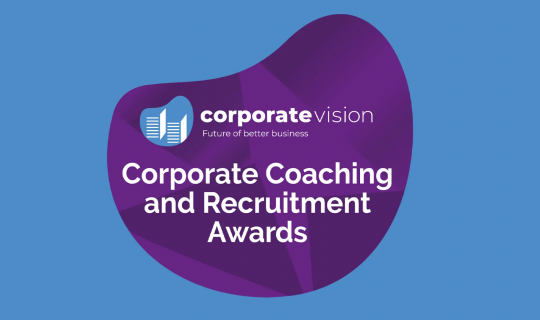 Corporate Coaching and Recruitment Awards 2020